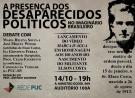 A presença dos desaparecidos políticos no imaginário brasileiro