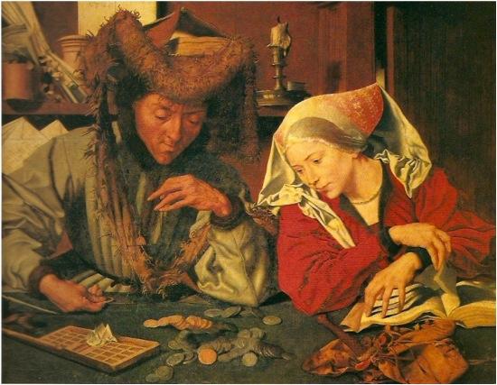 >> Dinheiro e Beleza – os banqueiros, Botticelli e a fogueira das vaidades / A febre do lucro, cegante e contagiosa