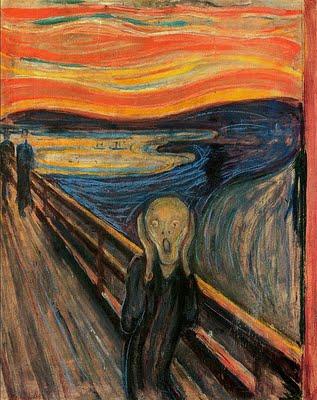 """>> CONTA OUTRA – A história nas mãos dos """"doidões"""", e Meu Santo Munch do Famoso Grito, que em Oslo nasceste, me abana…"""