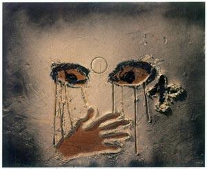 >> Cinco minutos de adeus a Antoni Tàpies e um sempre boas-vindas à obra que nos deixou