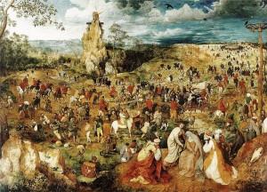 """>> Filme: The Mill and the Cross (O Moinho e a Cruz) e crítica """"Uma viagem na paixão de Brueghel"""""""