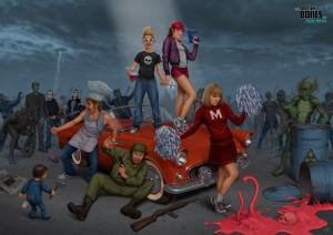 >> Lixocracia e Urbanismo do Descalabro – BANCO-COLONIZAÇÃO das cidades: tornar Zombies os Cidadãos, cercando-os de bancos por todos os lados