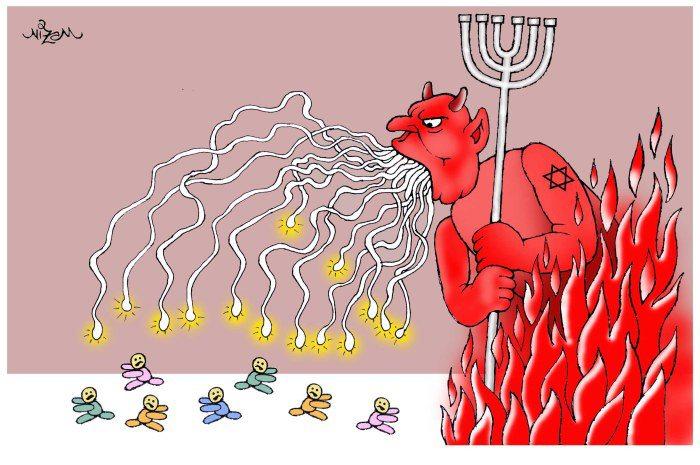 >> Genocídio em Gaza 11.2012 – Procuram-se exorcistas