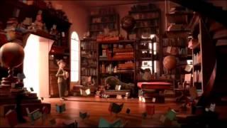 >> Amores Insólitos 51 – Os fantásticos livros voadores do Sr. Morris Lessmore