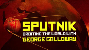 ">> Notícias do front G. Galloway – o parlamentar fala de seu filme ""The killing of Tony Blair"" e tem novo programa no RT: 'Sputnik: Orbiting the world with George Galloway"""