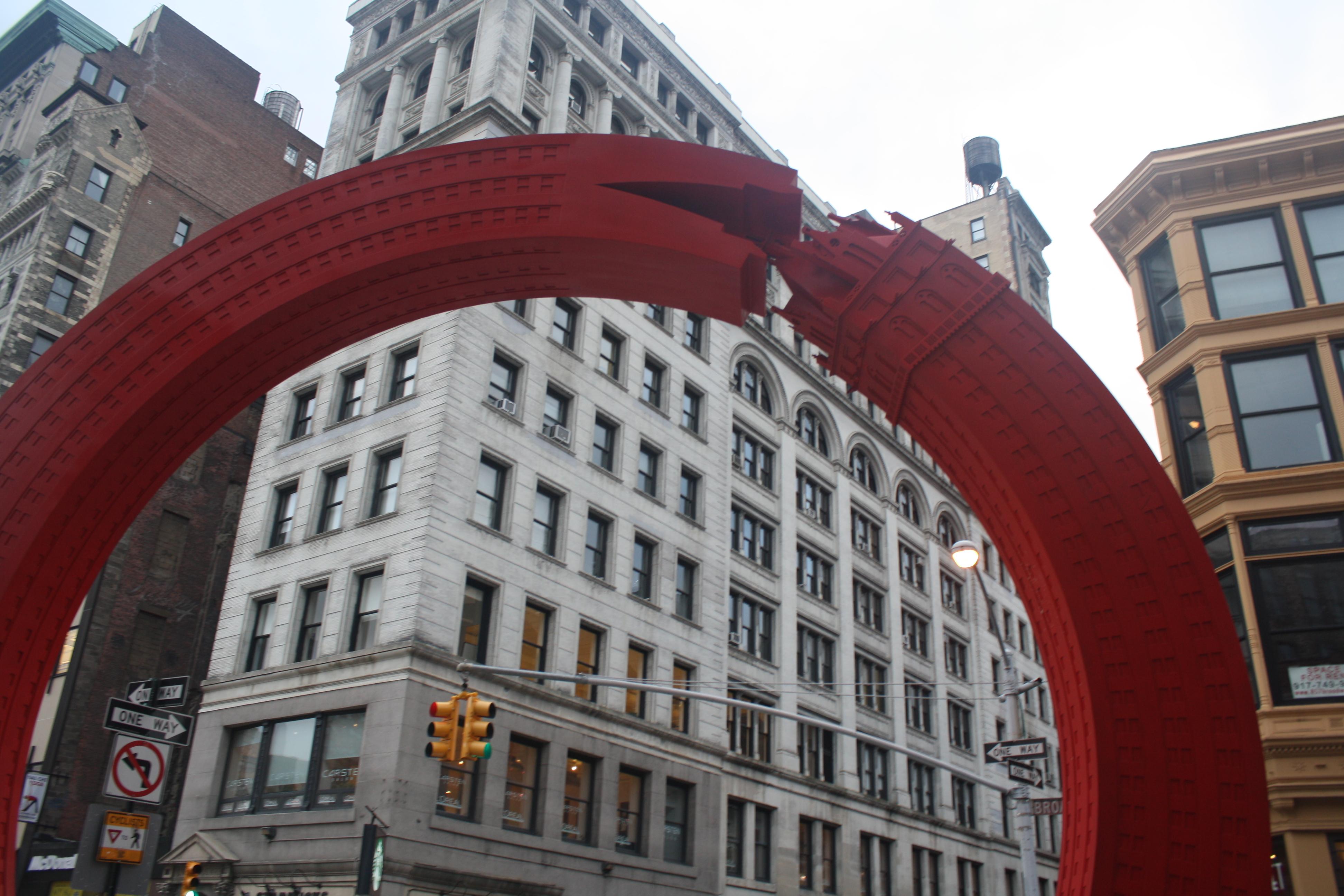 >> Ouroboros 3 – Arranha-céu que o rabo engole – um ouroboros em Nova York