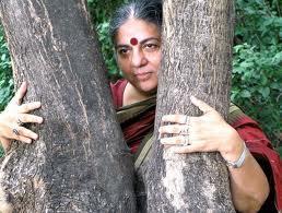 >> Quatro tuitadas luminosas de Vandana Shiva
