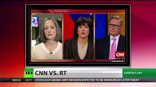 >> Afinal, de quem a senhora Amanpour (e a CNN) é porta-voz, mesmo?