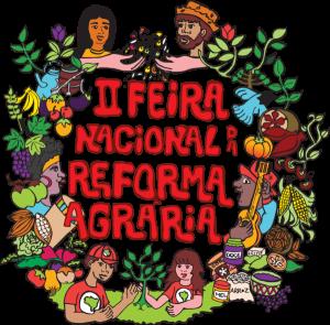 Arregaçando as Mangas 9 – II Feira Nacional da Reforma Agrária – Água Branca – SP