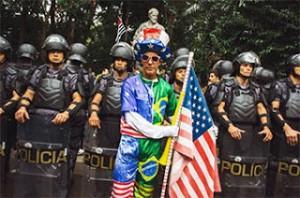 selfiecompoliciais