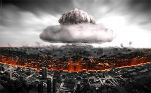 Na praia, 2017 – Sinalizando a Guerra Nuclear, por John Pilger
