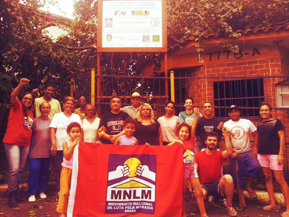 Ajude a construir o Brasil a partir da base!!! Fábrica Experimental de Cidades MNLM-DC