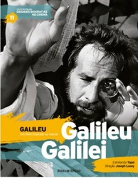 GALILEU – Roteiro p/ teatro adaptado por P.N. Lisboa Filho e F.C. Lavarda
