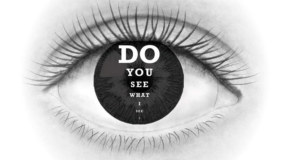 VOCÊ VÊ O QUE EU VEJO?  por FeedTheFireFilms