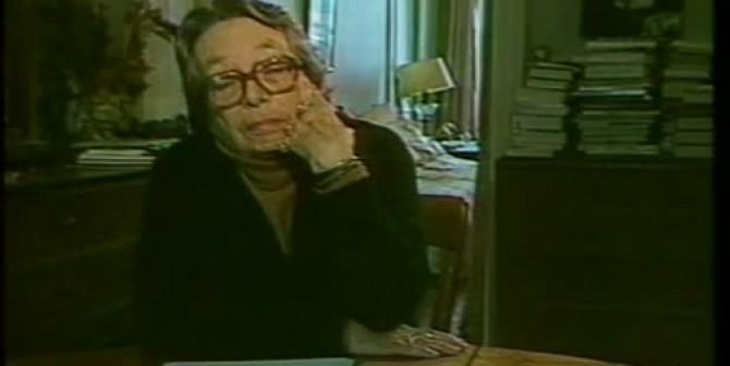 Intuições de Marguerite Duras sobre o ano 2000 (feitas em 1985). Vamos checar a que ponto chegamos?